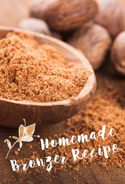 Natural Bronzer Recipes That You Can Make In 5 Minutes
