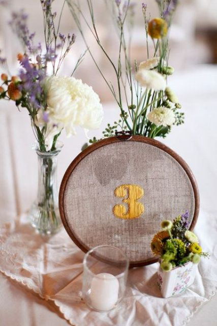 Cool Hula Hoop Wedding Decorations That Will Blow Your Mind