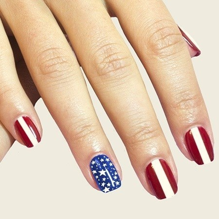 Independence Day Nails That Will Show Off Your Patriotic Feelings