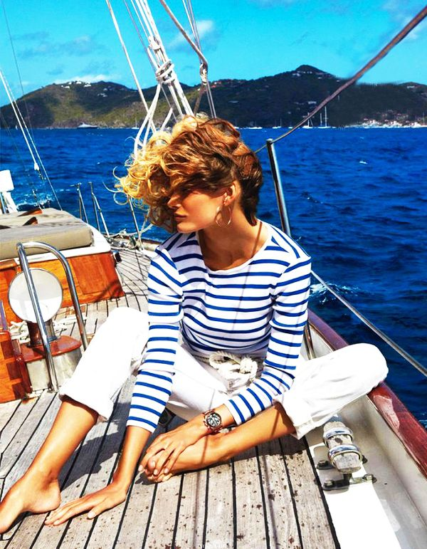 Inspiring Nautical Outfits That Will Make You Look Stylish