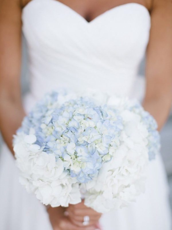 Inspiring Something Blue Wedding Ideas That Are Really Creative