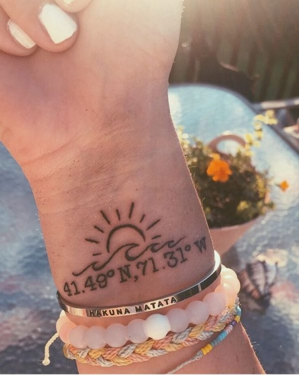 Outstanding Summer Tattoos That Both Men And Women Will Love
