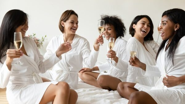 What You Should Wear To A Bridal Shower Or Party