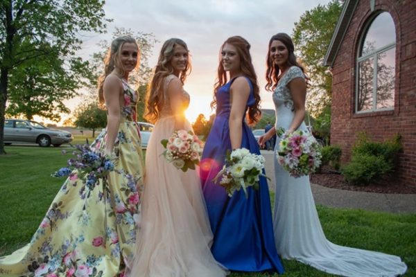 6 Rules For Dressing Your Bridesmaids For Your Big Day