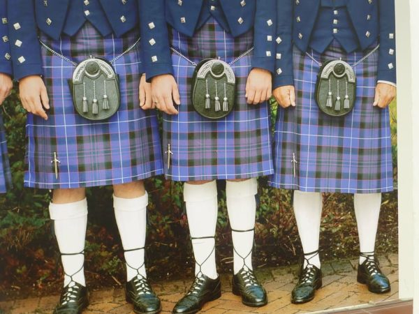 What Is The Significance Behind Wearing A Kilt?