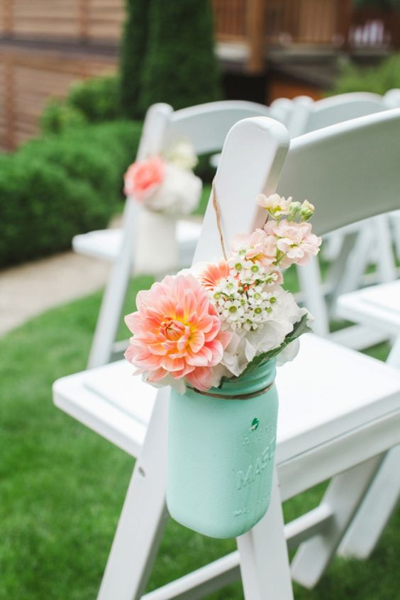 Delicate Mint Wedding Ideas That Are Really Romantic And Natural