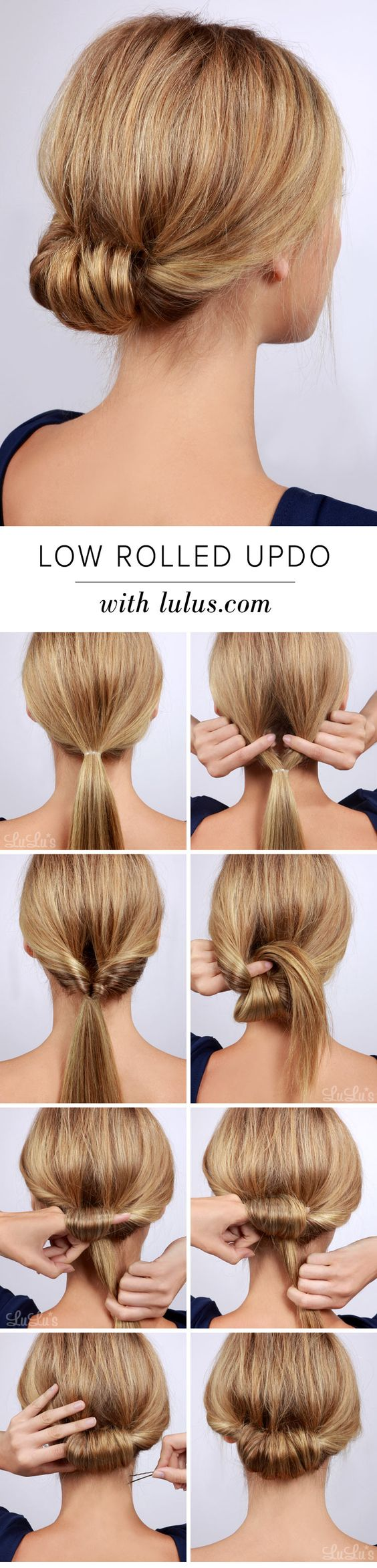 Beautiful Updo Tutorials That Will Be Your Picks For The Summer