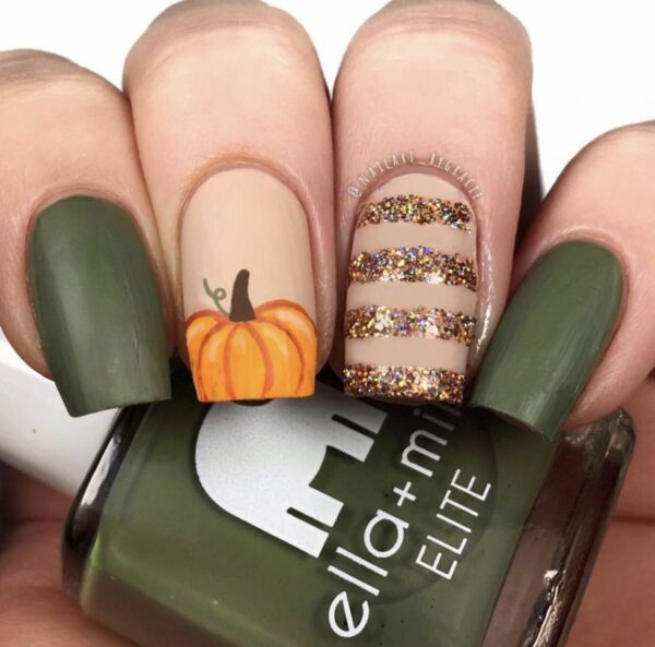 Irresistible Fall Manicure Ideas That You Would Like To Copy