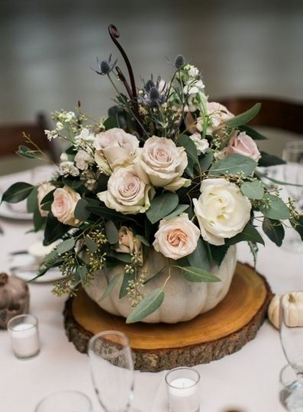 Lovely Fall Wedding Table Decorations That Will Boost Your Imagination
