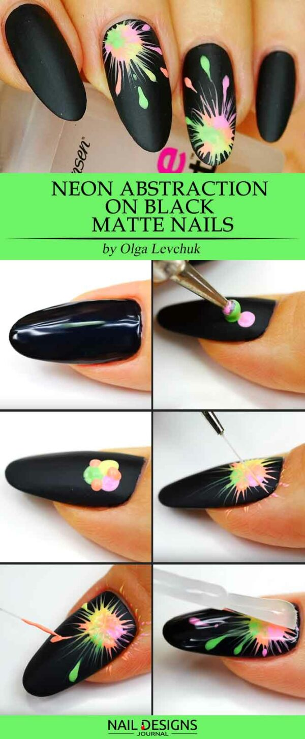 Inspiring Step By Step Nails Tutorials That Are Easy To Recreate