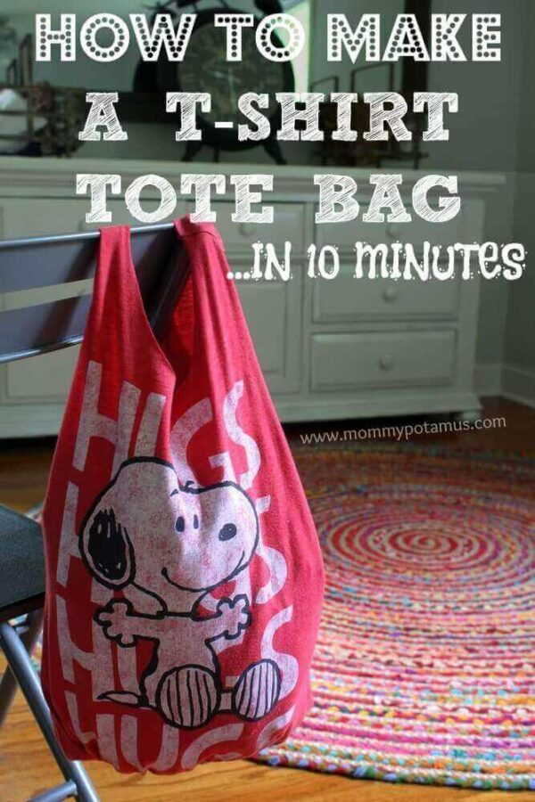 How To Repurpose T Shirts In Some Fabulous Ways