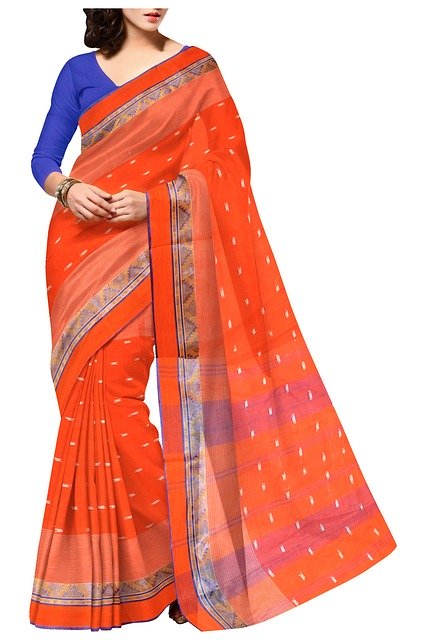 8 Tips For Buying A Saree Online