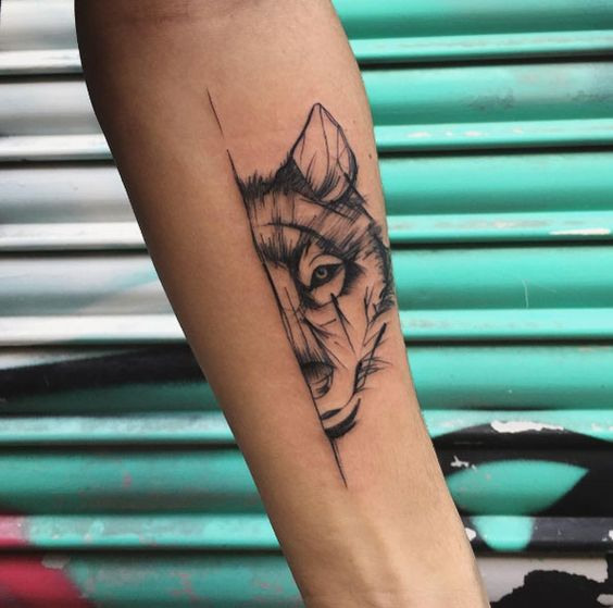 Remarkable Wolf Tattoos That Will Blow Your Mind