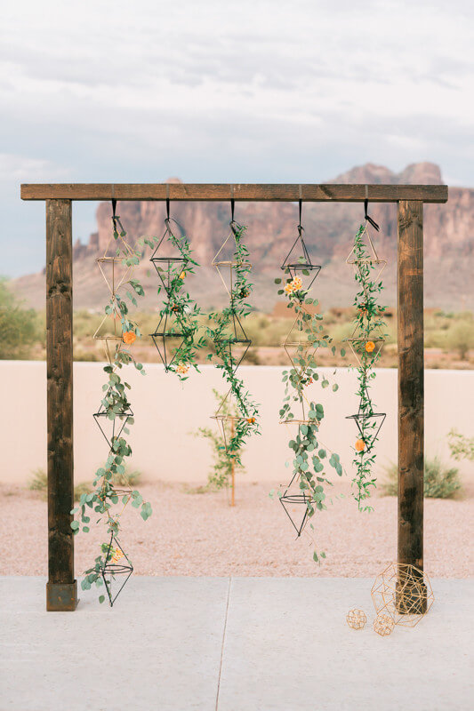 Lovely Fall Wedding Backdrops That Will Fascinate You