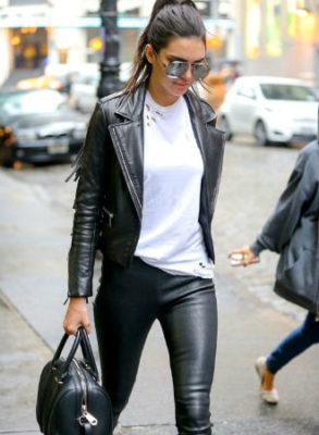 Fall Leather Outfits: How To Wear The Biggest Trend For Fall 2020