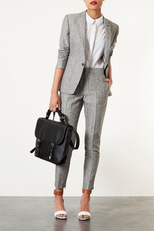 How To Style The Perfect Interview Outfit To Make An Impression