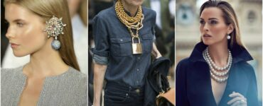 jewelry trend fall 2020