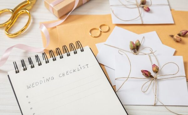Where to Start While Planning a Wedding