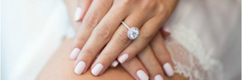 engagement manicure