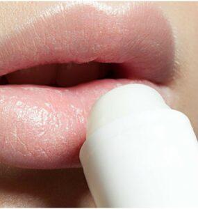lips care routine