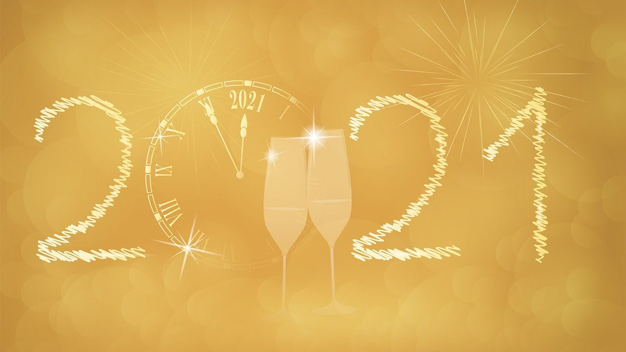 The Best Quarantine New Year Ideas To Welcome 2021