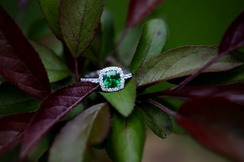 Five Engagement Ring Trends for 2021