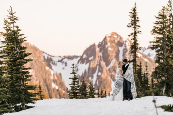 Winter Wedding Guide: What To Know When Planning  A Winter Wedding