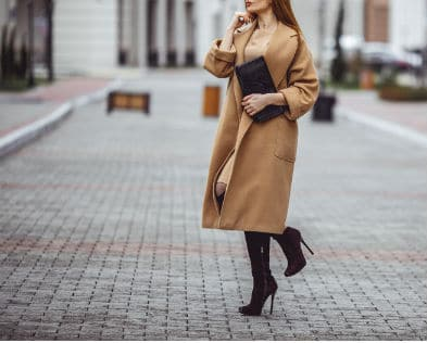 How To Choose The Right Winter Coat According To Your Body Shape