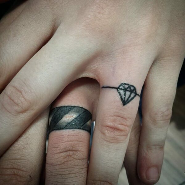 Engagement Ring Alternatives For Non Traditional Couples