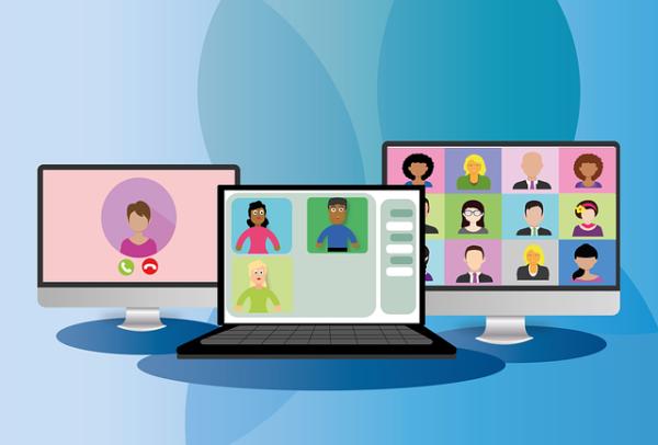 6 Modetipps für Online-Meetings