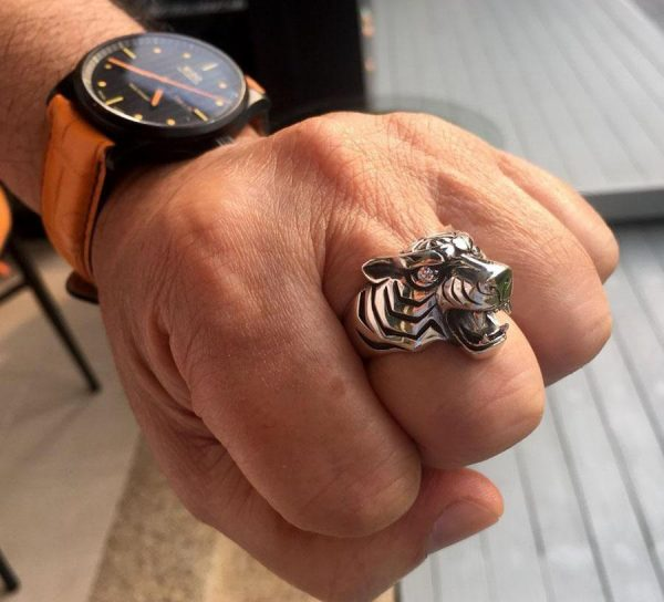 Significance of Tiger Rings for Men and Women