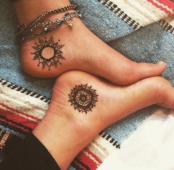 Henna Tattoos Trends For 2021