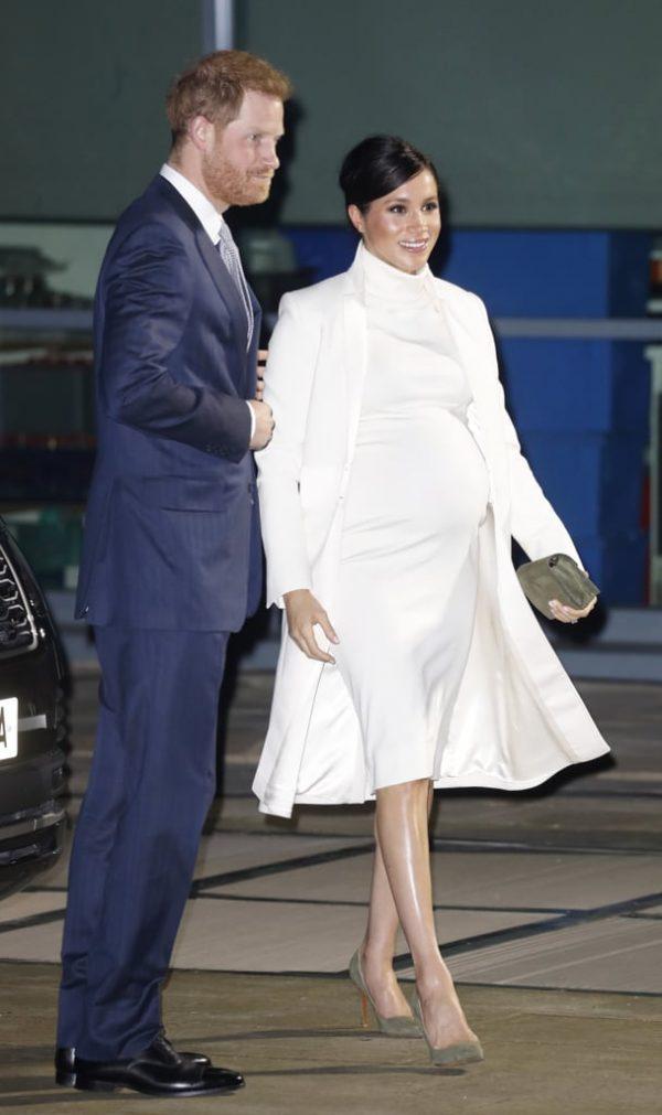 The Best Meghan Markles Maternity Looks