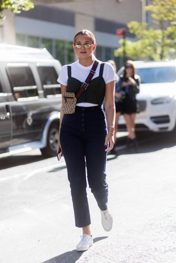 Fashion Tricks To Look Slimmer