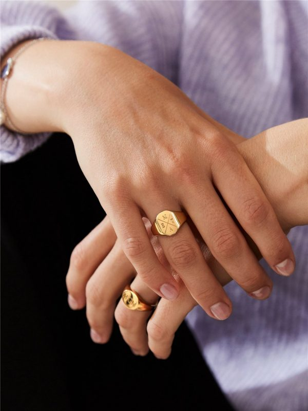 2021 Trend Alert: Initial Jewelry