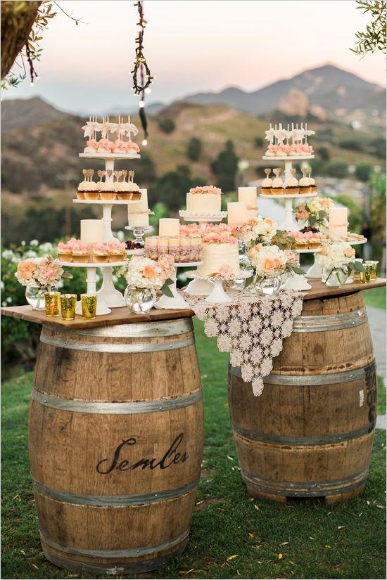 Stunning Outdoor Wedding Party Ideas