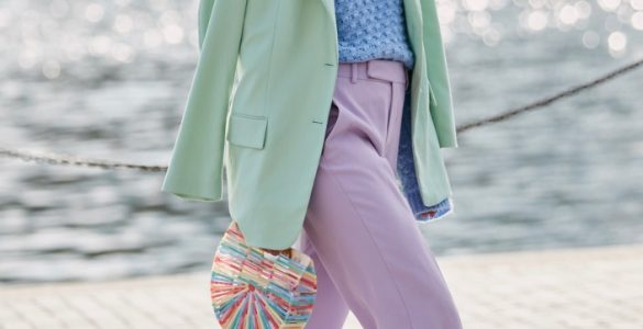 spring 2021 fashion colors trends
