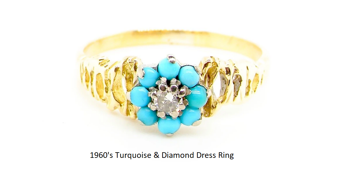 What Jewellery Was Big In The 60's?