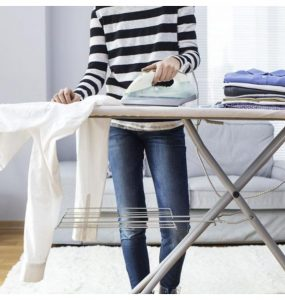 how to avoid ironing clothes