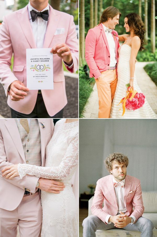 Styling Tricks For Any Modern Groom
