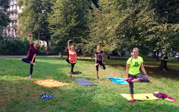 Outdoor Exercises To Get Back In Shape